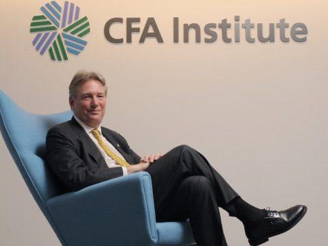 Paul Smith - CFA phát triển hệ thống tài chính Việt Nam
