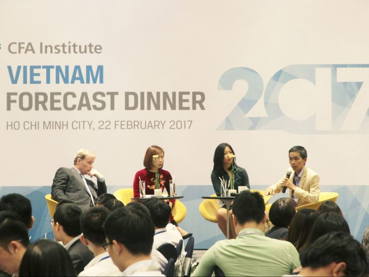 2017 Forecast Dinner by CFA Community Vietnam