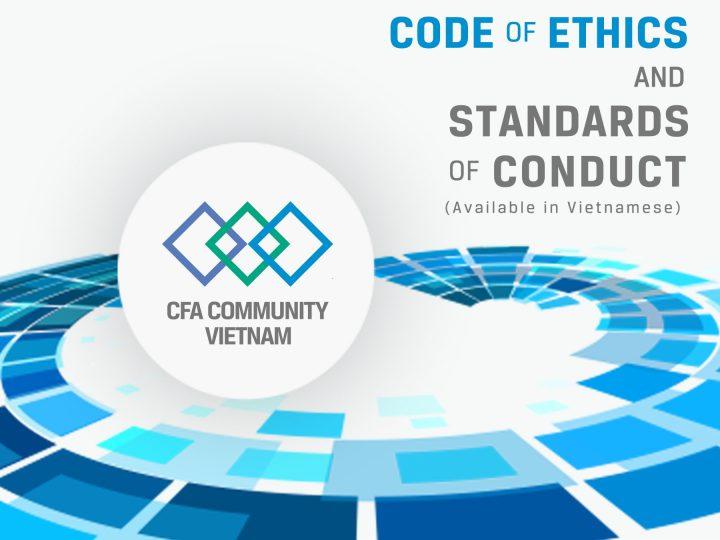 Bộ quy tắc đạo đức và chuẩn mực ứng xử nghề nghiệp, CFA Institute Codes, Standards and Guidelines