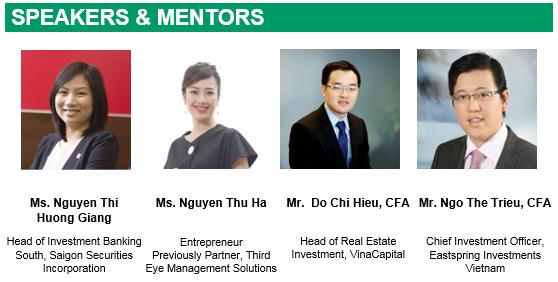 CFA Community Vietnam - Speakers