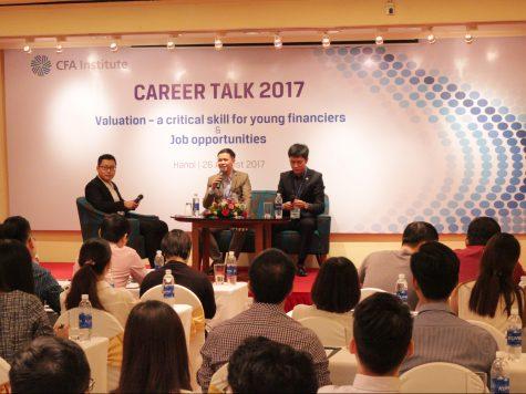 Hanoi Career Talk 2017