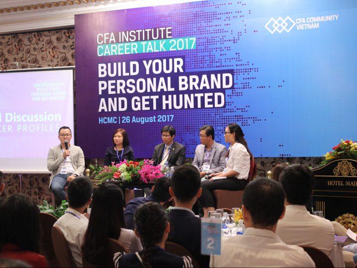 Hội thảo nghề nghiệp TP.HCM - HCMC Career Talk 2017