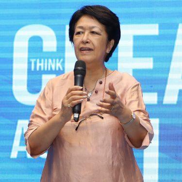 Speakers Mme Ton Nu Thi Ninh