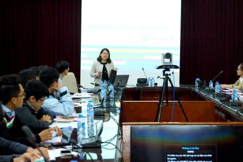 Cuộc thi phân tích đầu tư - Dr. Pham Le Thu Nga, CFA