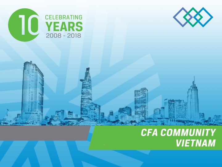 10 year CFA Community Vietnam